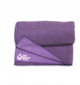 Grip yoga towel