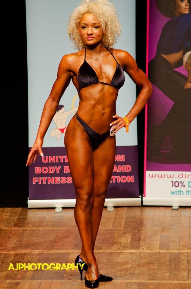 Lauretta Curtis - Bodybuilder