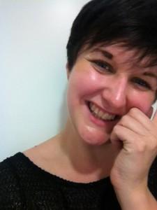 Lorna Mann - Marathon Blog 2 - Headshot