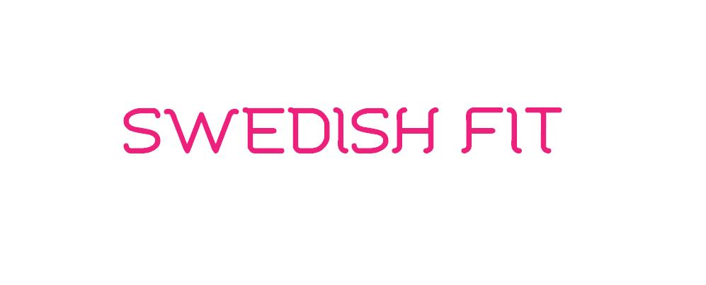 Swedish Fit Banner
