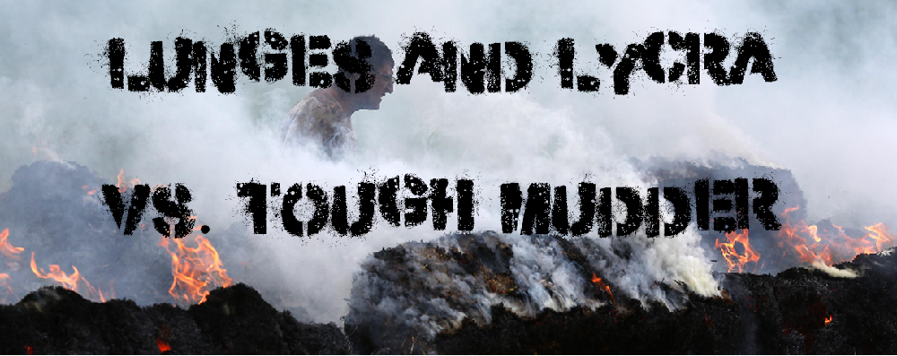 Tough Mudder Banner