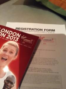 VLM registration