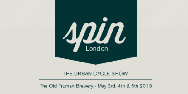 Spin London Banner