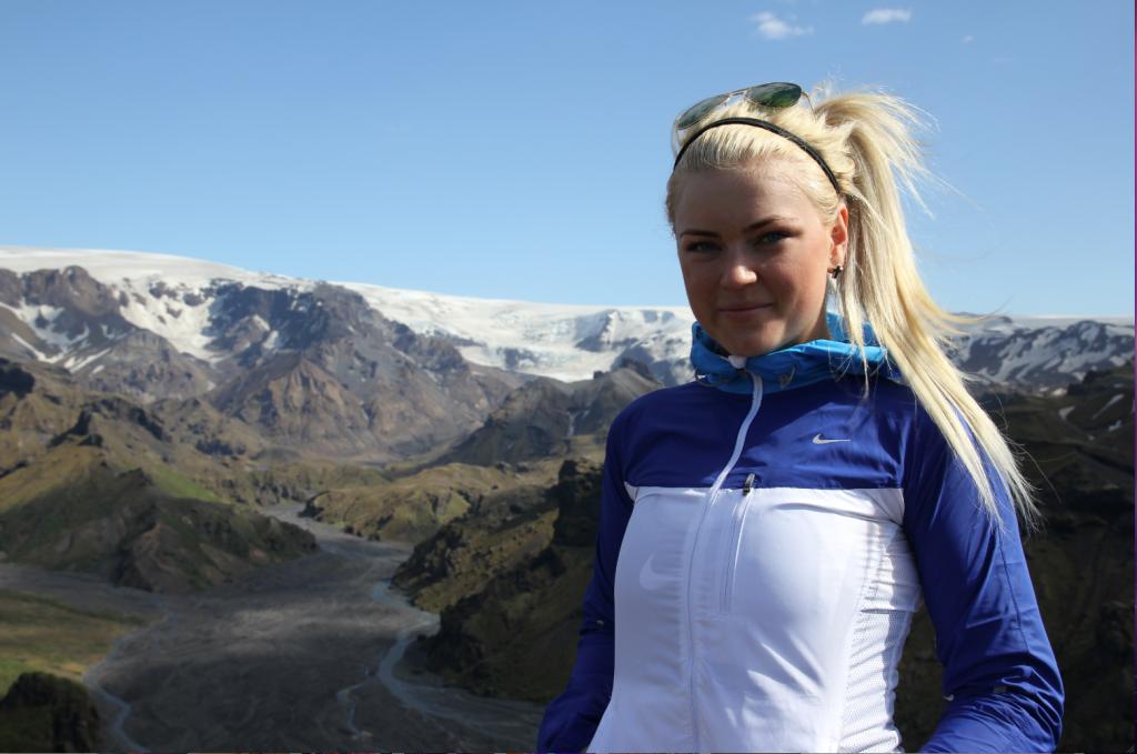 Heidi Hlidberg Iceland