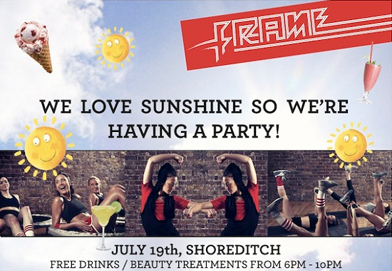 Frame Summer Party