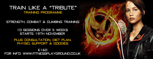 Train Like a Tribute Training Package-2