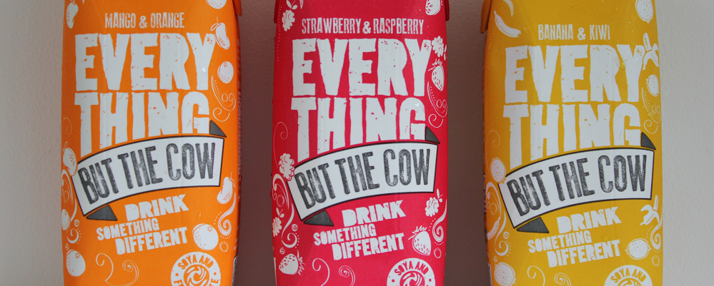 Everything but the cow banner