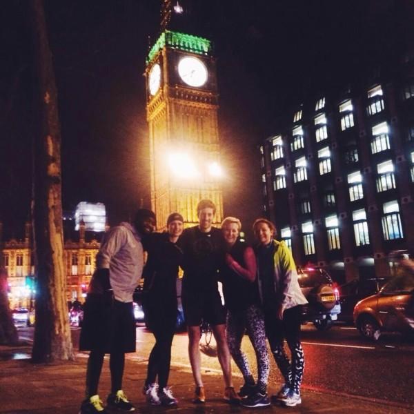 Nike Run Club Holborn