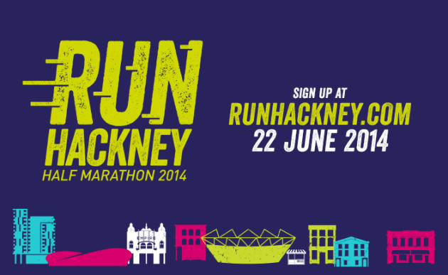 WIN: A place in Run Hackney Half Marathon