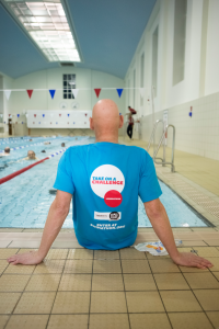 Duncan Goodhew swimathon