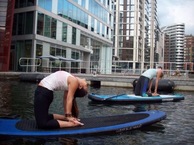 Yoga Paddleboard