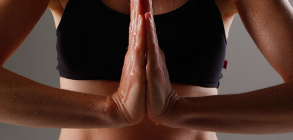 womens hot yoga