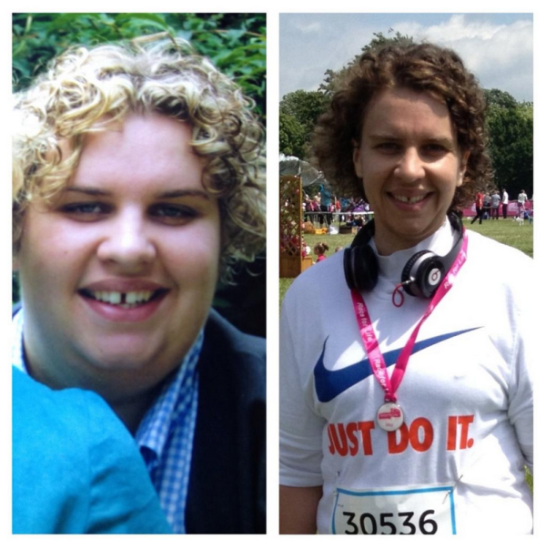 weightloss from running