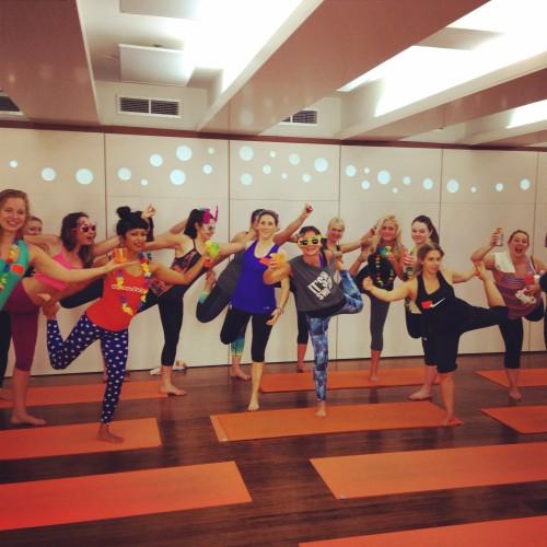 Yoga carnival 1