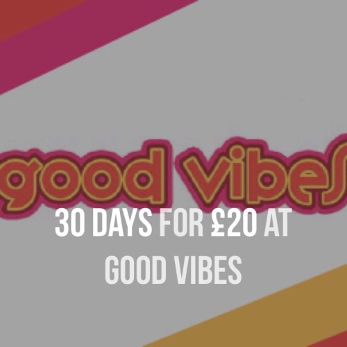 Good Vibes deal