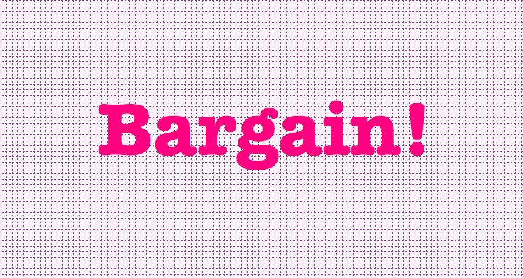 Lunges & Lycra Bargain