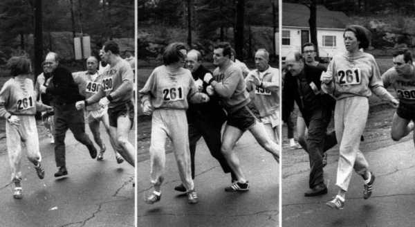 KV Switzer 261 Women's marathon