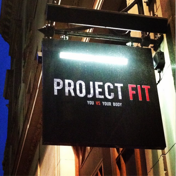Project Fit Bank