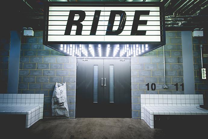 1Rebel Ride LIVE