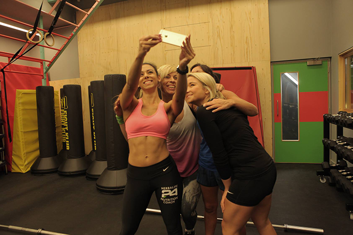 CrossFit City Road - Gymbox Old Street - Lunges and Lycra - Emma Lax and CHarlotte Thomas