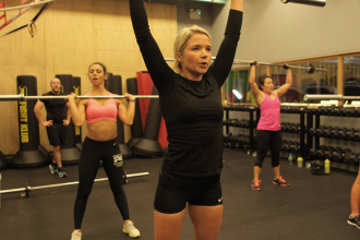 CrossFit City Road - Gymbox Old Street - Lungesand Lycra - Emma Lax