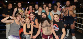 Gymbox Pro Wrestling