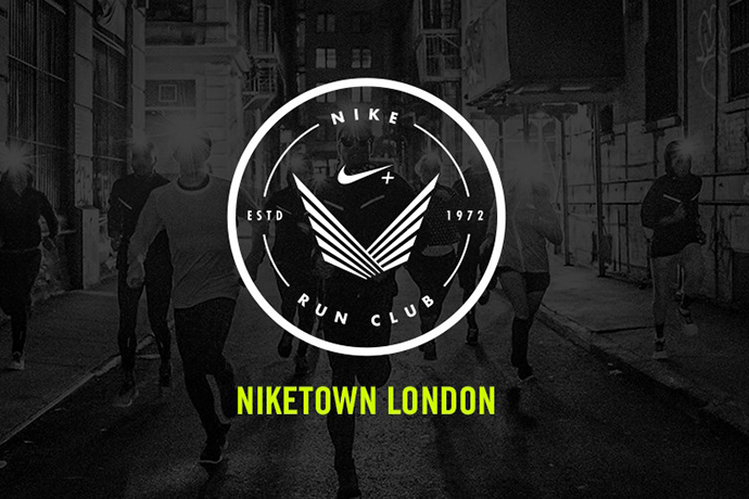 Nike+ Run Club London