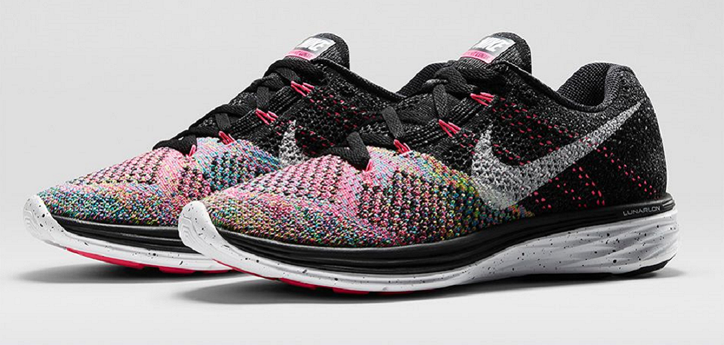 half off a70be fdeeb Nike Flyknit Lunar 3 - Gear of the Week