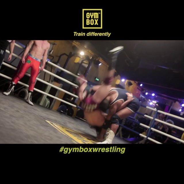 Pro Wrestling: not just for men in leotards - lunges and lycra