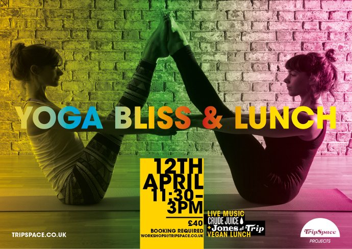Yoga Bliss and Lunch