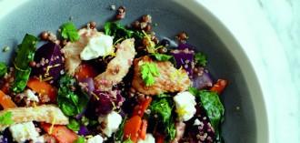 Feta Lentil Salad Banner