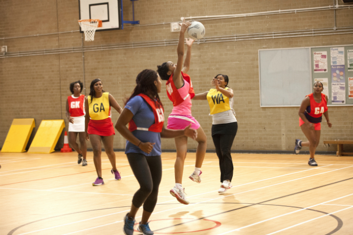 Back to Netball 2