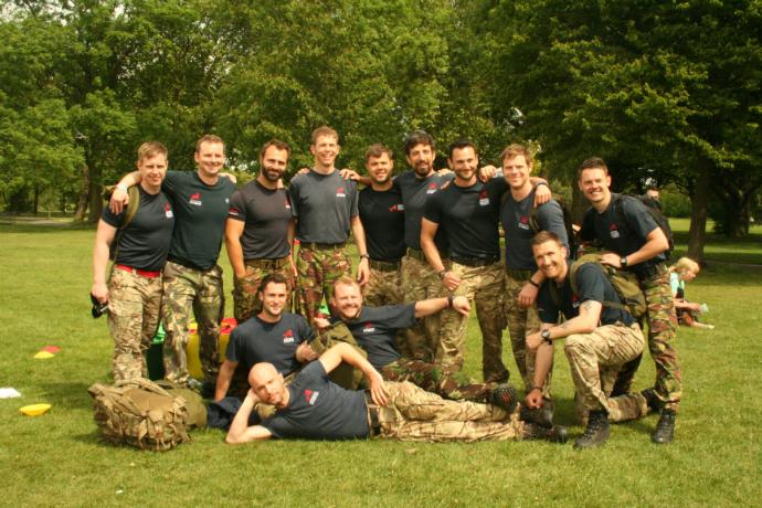 BMF Instructors