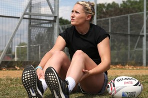Can You Tackle An England Women&#8217;s<br/> Rugby Fitness Session?