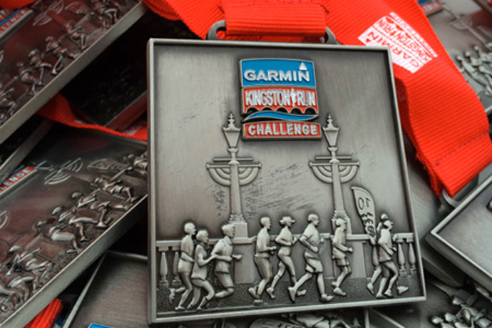 Garmin Kingston Run Challenge