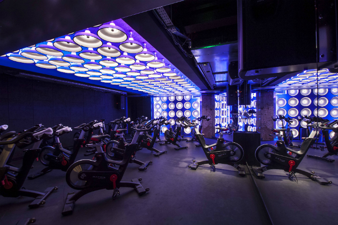 Core Collective Spin Studio Main