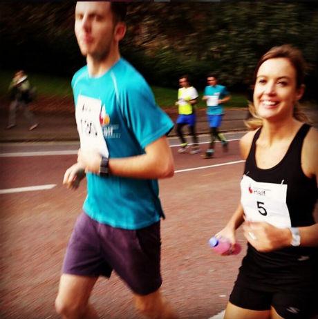 charlie webster half marathon