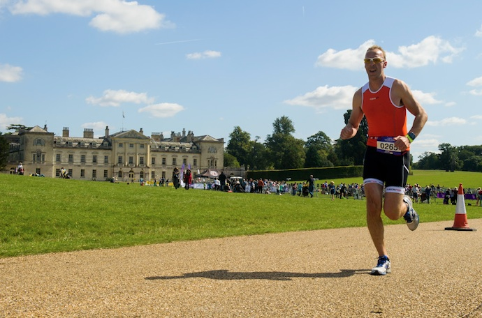 Woburn Abbey Triathlon Human Race