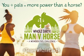 Whole Earth <br/>Man V Horse competition