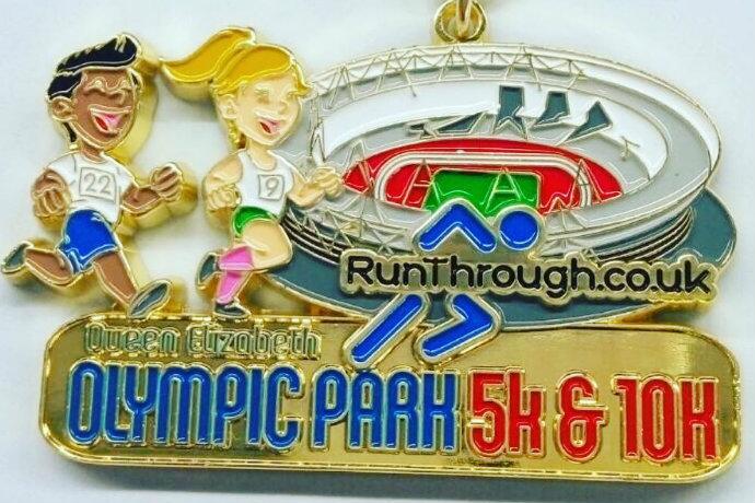 RunThrough Olympic Park
