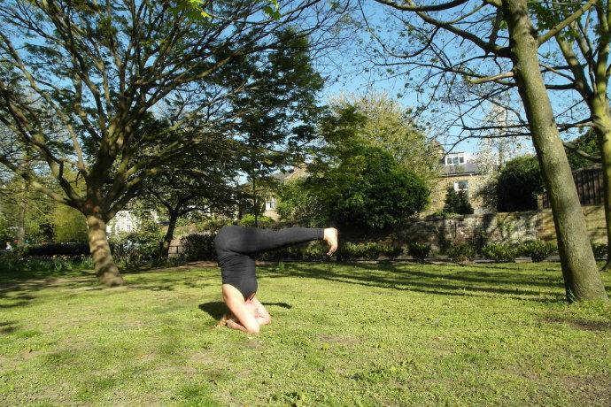 Yogahaven headstands