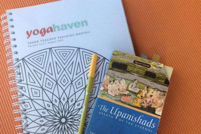 Yogahaven teacher training