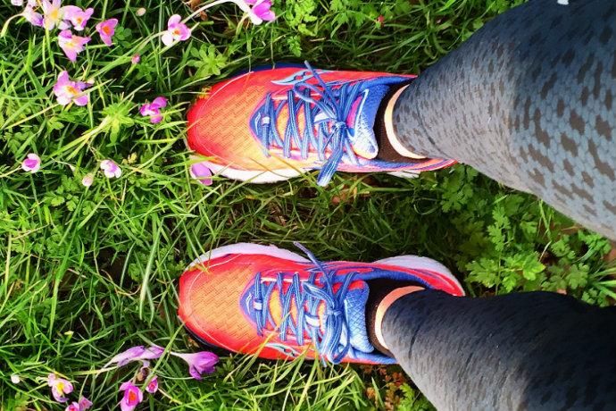 running in spring