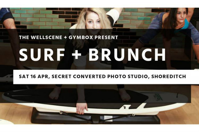 Surf and brunch