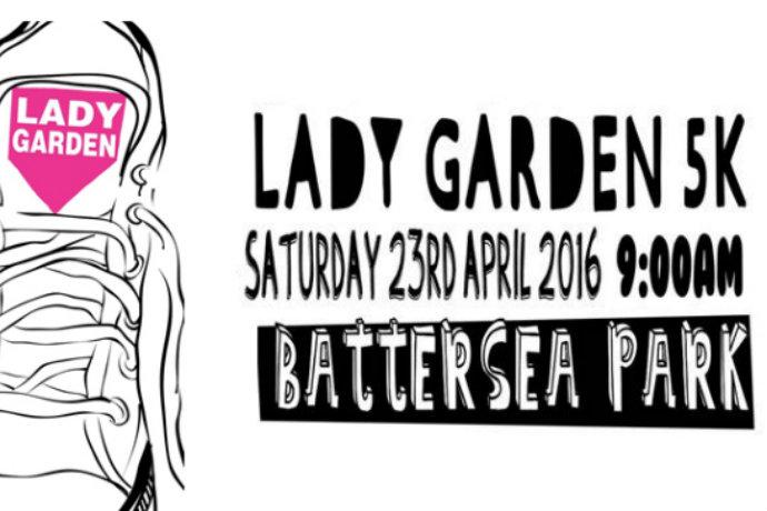 lady garden 5k