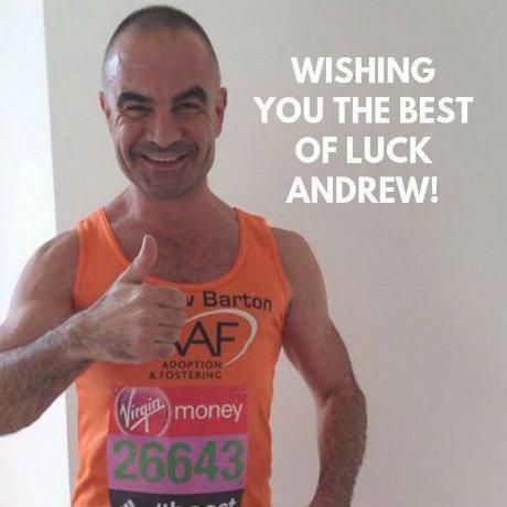 Andrew Barton marathon