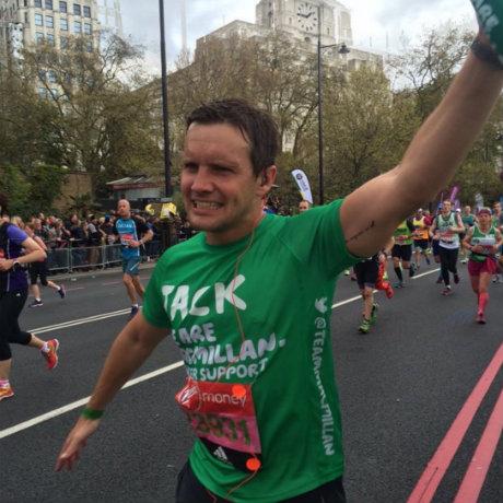 Jack Ashton marathon