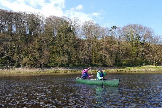 Canoeing 690