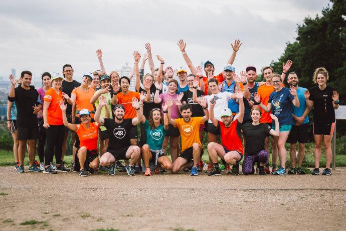 free run clubs london
