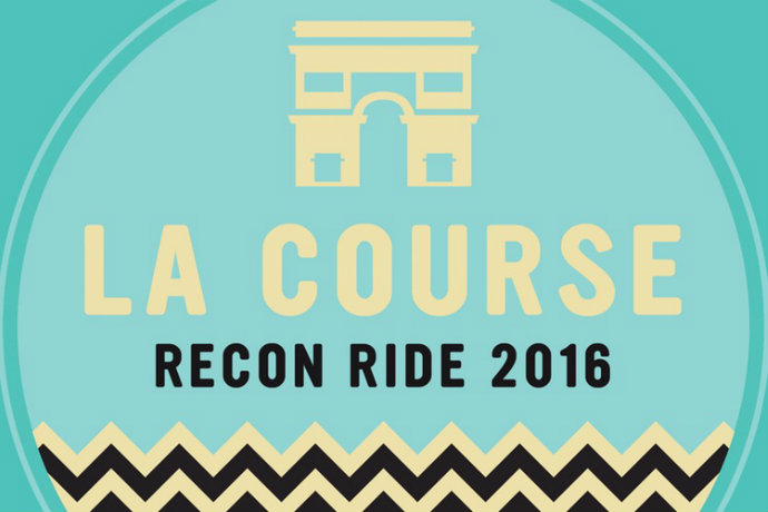 La Course recon ride